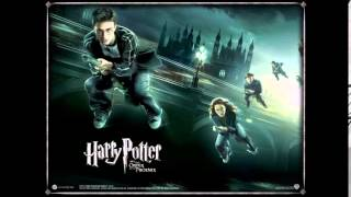 Harry Potter ost - Flight of the order of the Phoenix [10 Minute Loop]