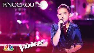 The Voice 2018 Knockouts - Abby Cates: