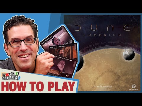 Dune: Imperium - How To Play