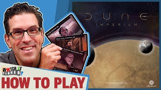 Dune: Imperium - H๐w To Play
