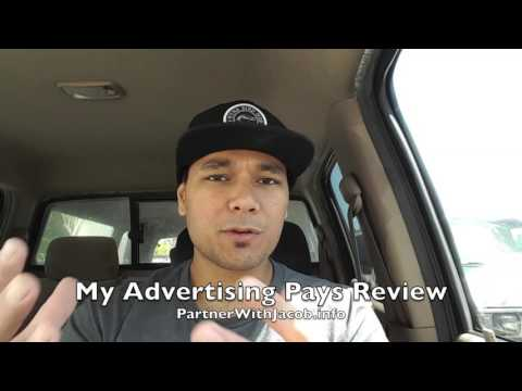 My Advertising Pays Review – Myadvertisingpays.com Scam Or Legit In 2016?