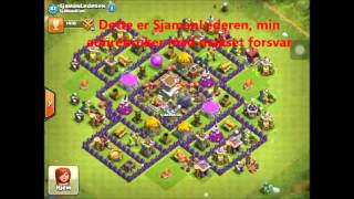 Clash of Clans Clanreview - Join SjamanKlan Norsk Clash of Clans