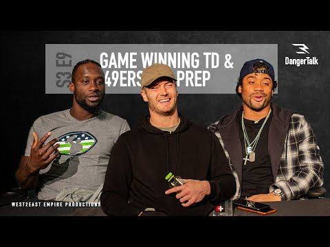 The Game Winning Touchdown   Jacob Hollister & Jaron Brown Join the Pod   49ers on MNF
