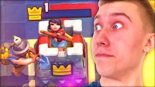 CLOSEST MATCH EVER!! Top Ladder & Grand Challenge Decks — Clash Royale