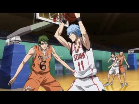 Kuroko no Basket [AMV]