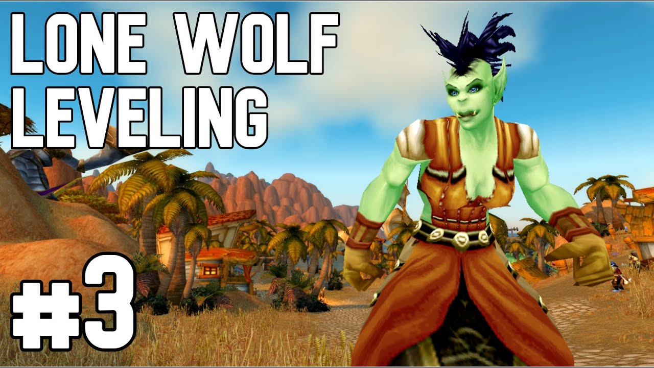 Lone Wolf Leveling #3 - Trying To Make More Money!