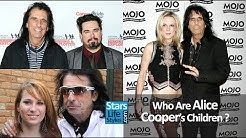 Who Are Alice Cooper's Children ? [2 Daughters And 1 Son]