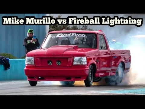 Mike Murillo vs Fireball Lightning at Winter Meltdown No Prep