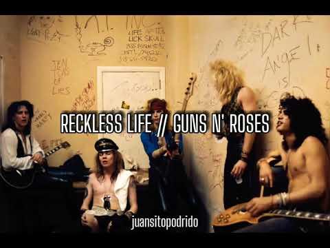 Reckless Life (sub. español) // Guns N' Roses