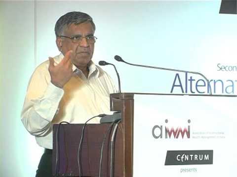 AISI 2015 (Bangalore)- Chief Guest- Shri Suresh Menon, Regional Director, SEBI