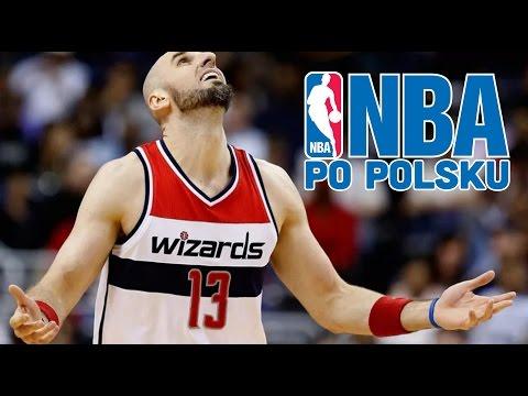 Marcin Gortat z problemami, Jennings gra w streetball! | Wizards vs Hawks GAME 5 | NBA po POLSKU