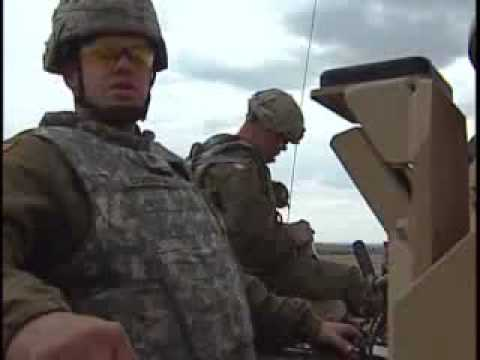 US Army: Corps of Engineers- Fort Carson training - Preparing for the Front Line
