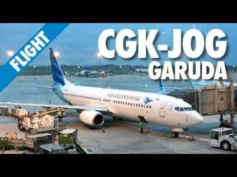 Flight Report: Jakarta - Yogyakarta with Garuda Indonesia