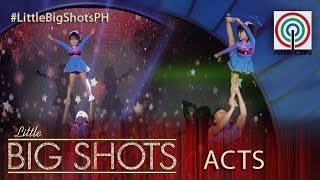 Little Big Shots Philippines: Zianne | 4-year-old Little Cheerleader