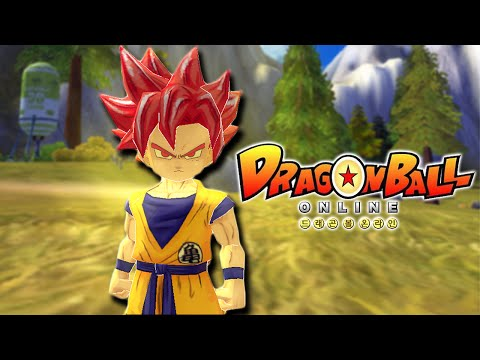 ROAD TO SUPER SAIYAN! & EXPLORING THE WORLD! (Dragon Ball Online)
