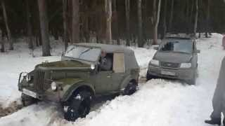 газ 69а на simex jungle trekker(, 2013-04-15T19:02:45.000Z)