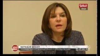 Nathalie Goulet en Arabie Saoudite