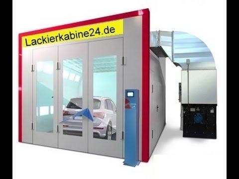 lackierkabine 24de autos sicher lackieren spritzkabine. Black Bedroom Furniture Sets. Home Design Ideas