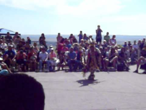 "Native Dance @ ""Head-Smashed-In Buffalo Jump""Aug10,2011"