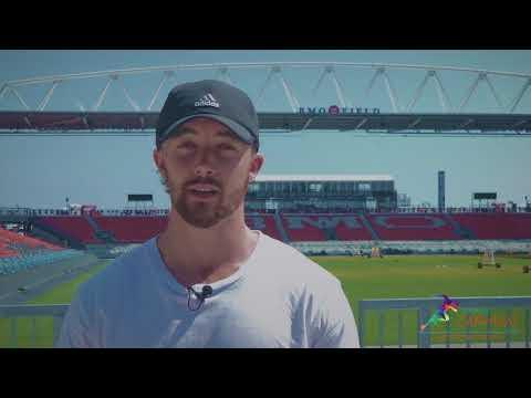 Matt Webster Endorses the 2018 Toronto Carnival Run