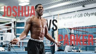 Download The Calm Before The Storm ~ Anthony Joshua Mp3 and Videos