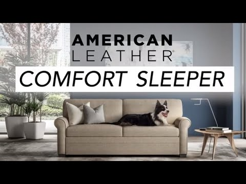 American Leather Comfort Sleeper 2019 Review (Price, Features, Benefits, Updates)