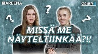 PIINAPENKKI: Kuinka hyvin Sorjosen näyttelijät tuntevat sarjansa? / BORDERTOWN QUIZ - Cast Answers