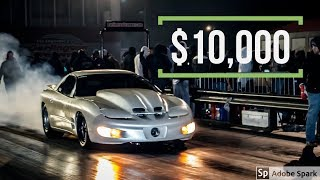 $10,000 CASH Small Tire Shootout