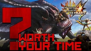 Monster Hunter 4 Ultimate - Worth Your Time?