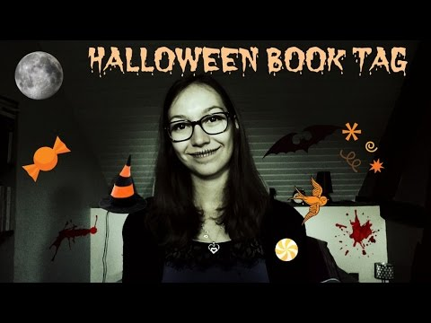 HALLOWEEN BOOK TAG !