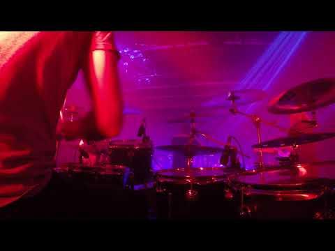 The Contortionist - Live Drum Cam - Johnny Concannon - Language 1&2