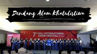 PSM Gita Buana Soedirman - Dendang Alam Khatulistiwa (BICF 2018)