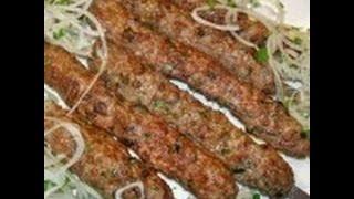 Кeбаб   вкусно и быстро  // kebab Arménien