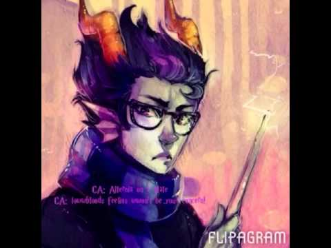 [Broadway Feferi & Eridan] It's Tough To Be On Top (cover)