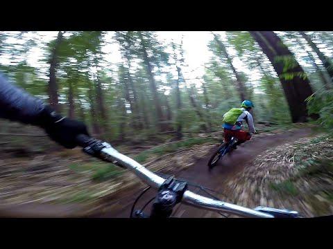 Mountain Biking Demo - Santa Cruz, CA