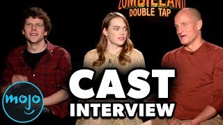 """Zombieland: Double Tap"" Cast Answers Fan Questions"