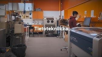 #UniOulu vlog - Tietotekniikka Oulun yliopistossa