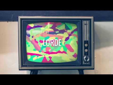 Lorde - Sway (Lyrics Video)
