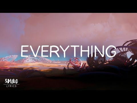 Diamond Eyes - Everything (Lyrics)