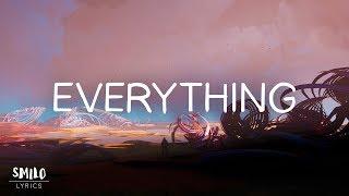 Diamond Eyes   Everything (lyrics)