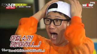 (Funny Running Man) Những khoảnh khắc hài hước cùng khách mời! #2