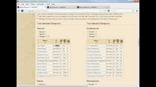 Skyrim - Where To Get Skyrim's Item ID's.