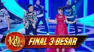 Mesra Abis, Penampilan Abi feat Tasya Rosmala [POKOK E JOGED]  - Final 3 Besar KDI (25/9)