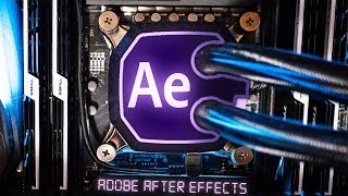What is The BEST Computer for After Effects | Video Editing | 3D | VFX