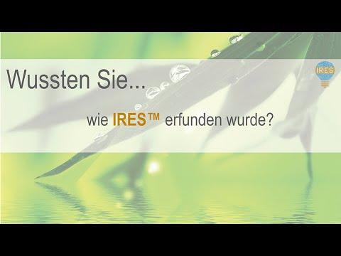 """INTENSE AG: """"Wussten Sie, wie IRES™ erfunden wurde?"""" (Das """"Wussten Sie...""""-Format)"""