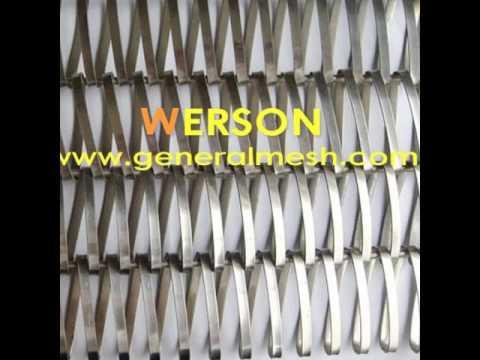 Reti Metalliche Architettura.Generalmesh Reti Metalliche In Architettura Reti E Tele