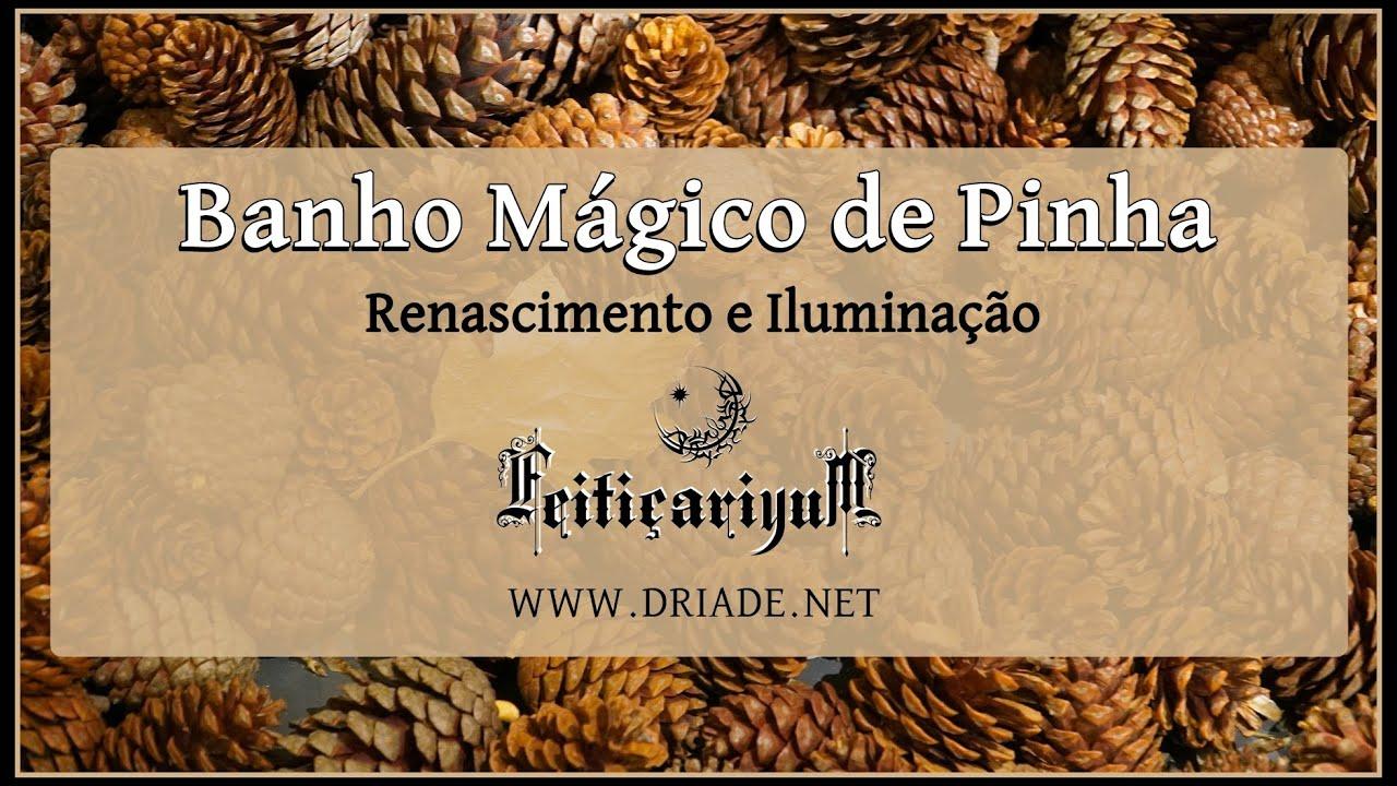 BANHO MÁGICO DE PINHA