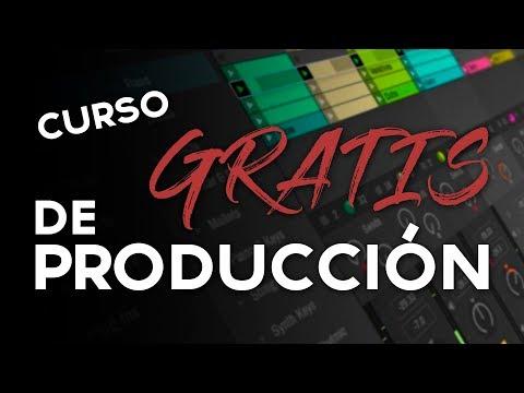 CURSO ONLINE DE PRODUCCIÓN DE MÚSICA ELECTRÓNICA | Gratis