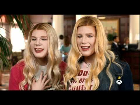 Dos rubias de pelo en pecho latino