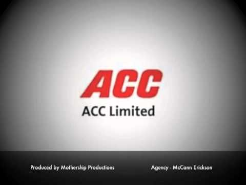 marketing mix of acc cement